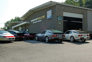 Rennsport Usa Premier Automotive Service And Repair In Westchester